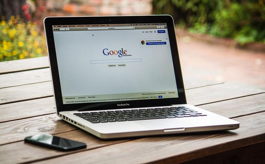 Google Chrome en Mac