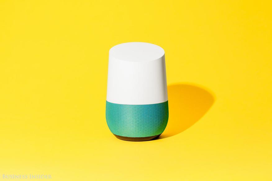 Google Home Verde