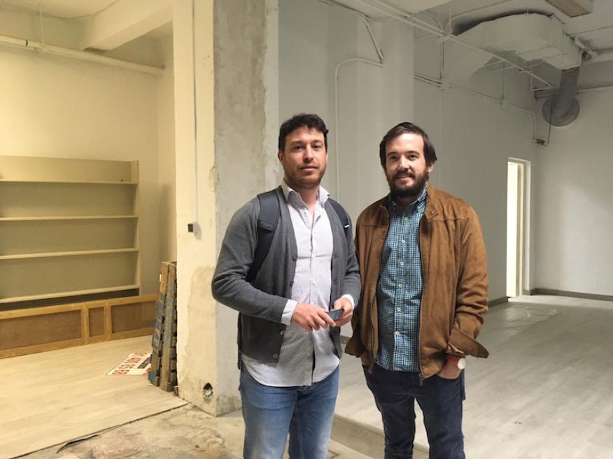Joaquín Mencía y Carlos Rodríguez, de Keatz