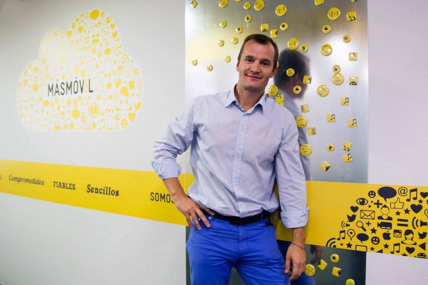 Meinrad Spenger es empresario y fundador de MÁSMÓVIL.