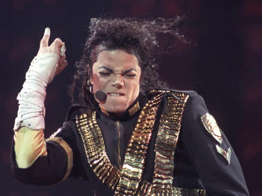 Michael Jackson luchó por mantener su fortuna