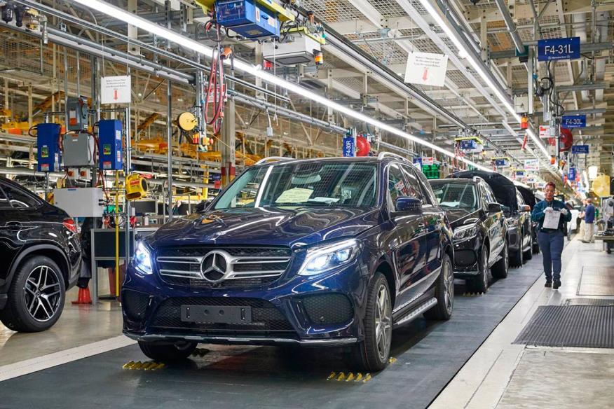 Fábrica de Daimler