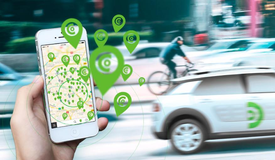 Desde 2017, PSA está presente en Seattle con su app Free2Move, con la que provee de servicios de movilidad.
