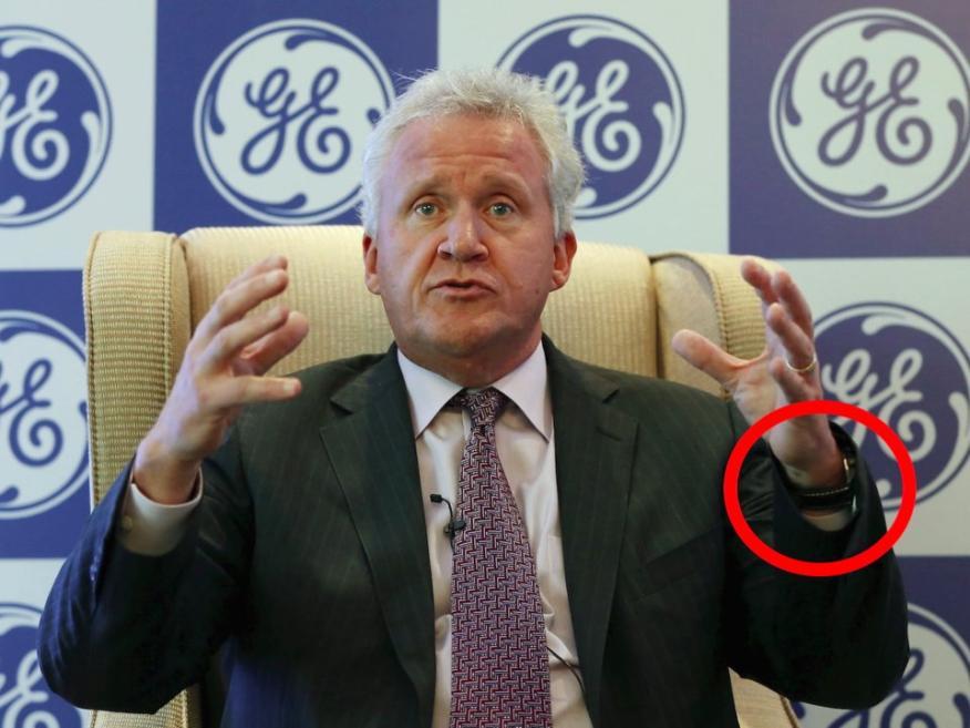 Jeffrey Immelt, antiguo CEO de General Electric