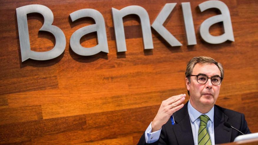 José Sevilla, director ejecutivo de Bankia