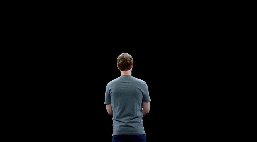 Mark Zuckerberg, caída de Facebook