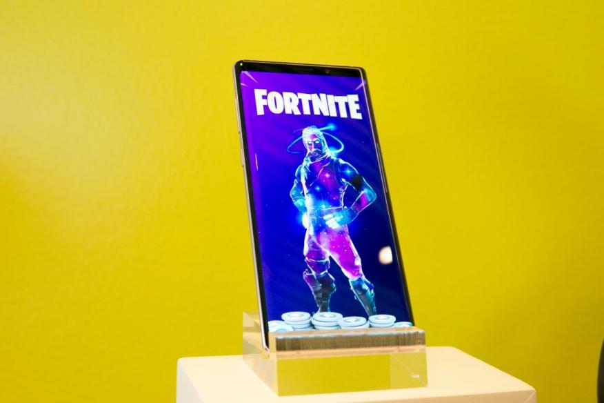 Fortnite ya está disponible para Android