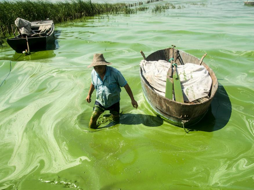 Global Footprint Network dice que los países industrializados son responsables del 60% de las emisiones de CO2.