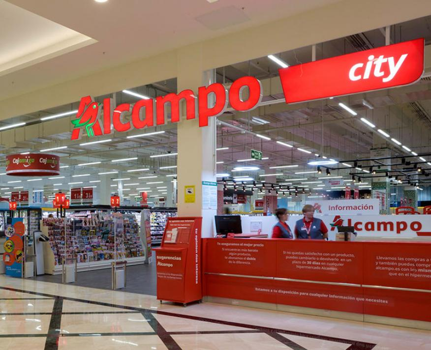 Alcampo city