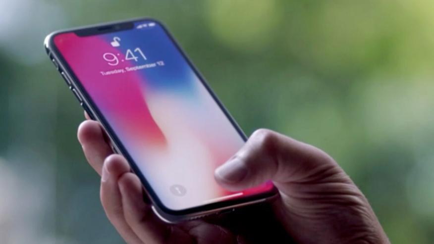 Un iPhone de Apple