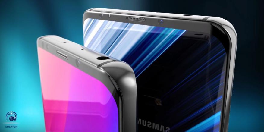 El próximo Samsung Galaxy S10 podría implicar un rediseño futurista