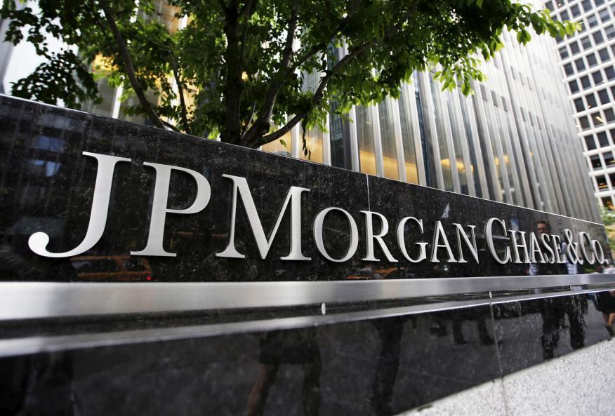 La sede central de JP Morgan en Nueva York