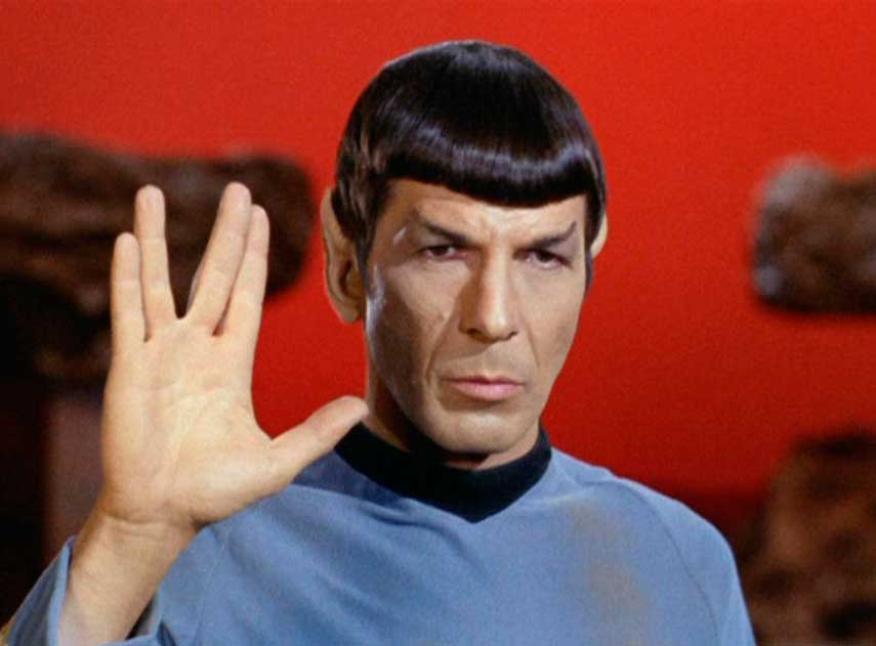 Leonard Nimoy en Star Trek