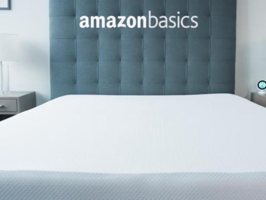 Amazon  ha comenzado a comercializar su propia marca de colchones.