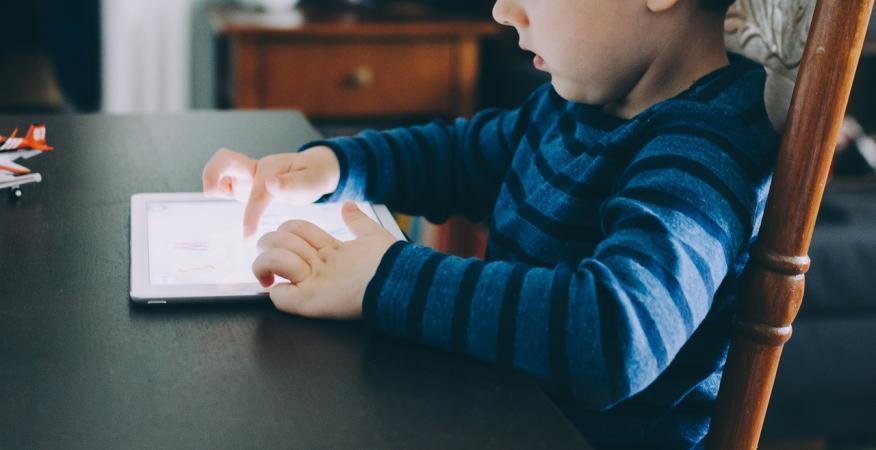 Aplicaciones niños