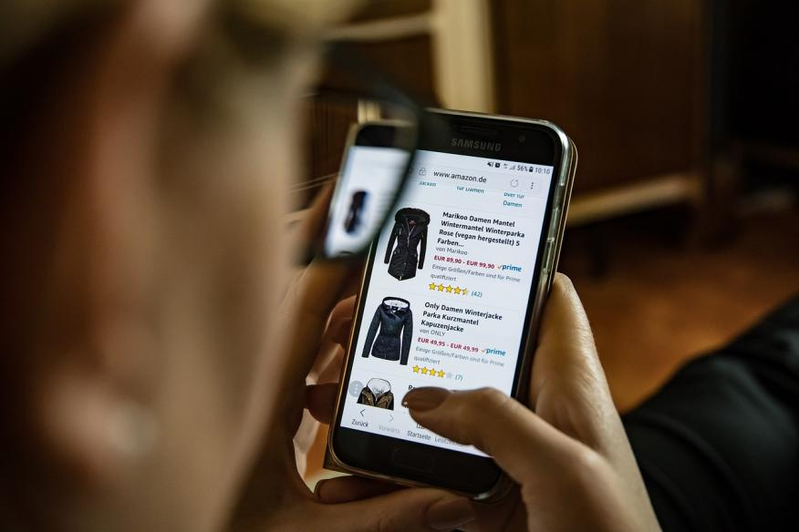 Compras online Amazon