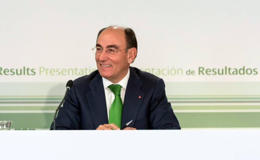 Ignacio S. Galán, presidente de Iberdrola