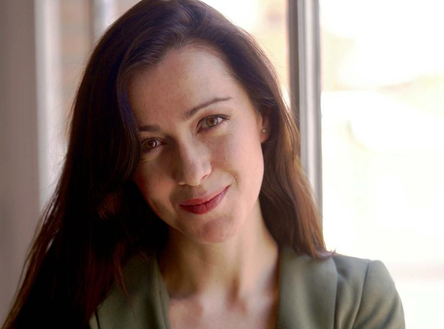 Luz Rello, fundadora de Change Dyslexia.