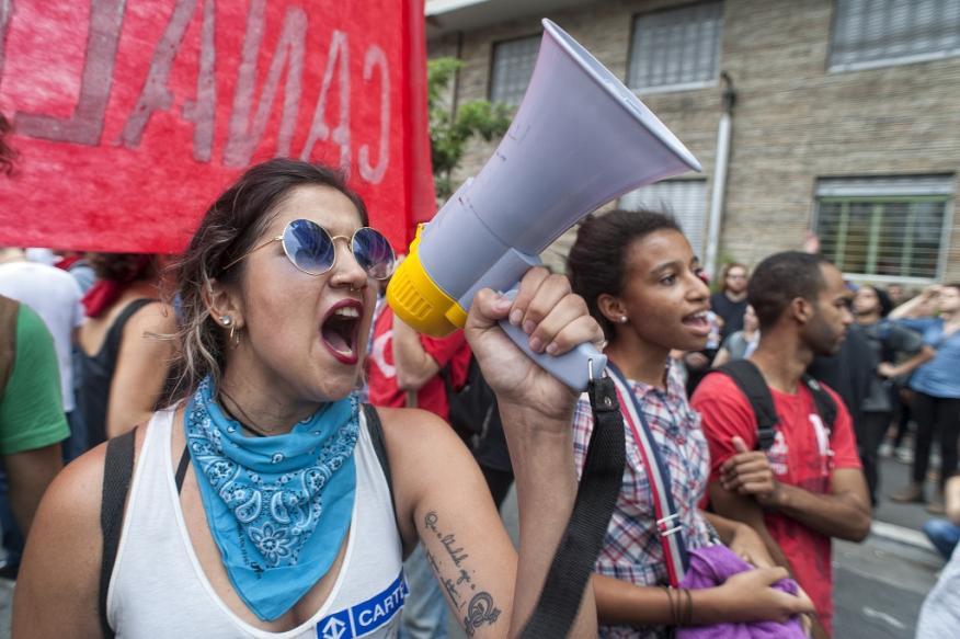 Manifestacion mujeres