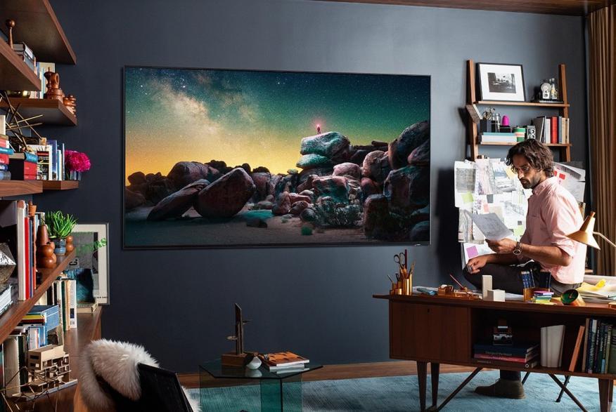El primer televisor 8K QLED de Samsung ya tiene precio: costará 15.000 dólares
