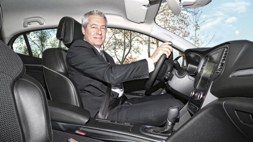 Ivan Segal, director general de Renault Iberia.