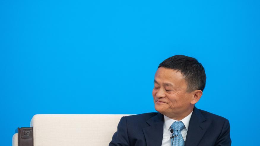 Jack Ma, fundador de Alibaba.