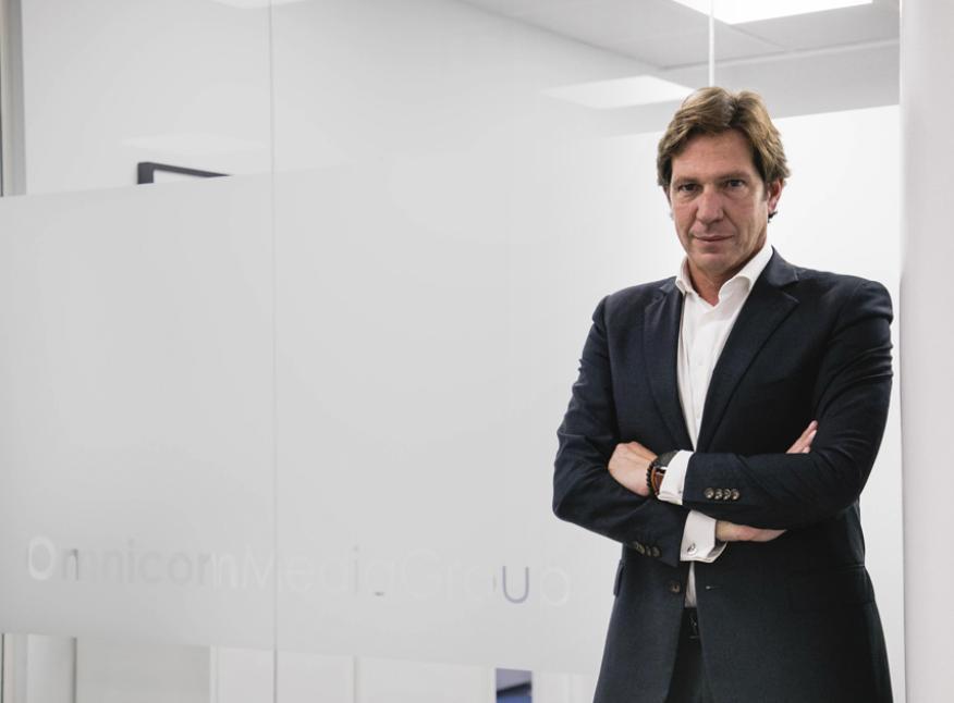 Joan Jordi Vallverdú, CEO en OmnicomMediaGroup Spain.