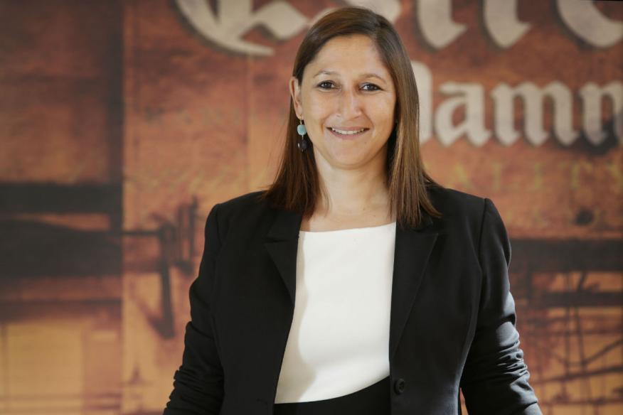 Laura Gil, directora de Transformación Digital de Damm.