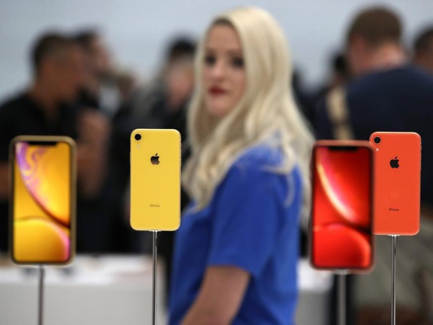 móviles iPhone