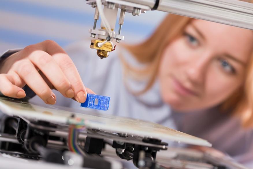 Nuevo estudio advierte sobre las emisiones tóxicas de las impresoras 3D