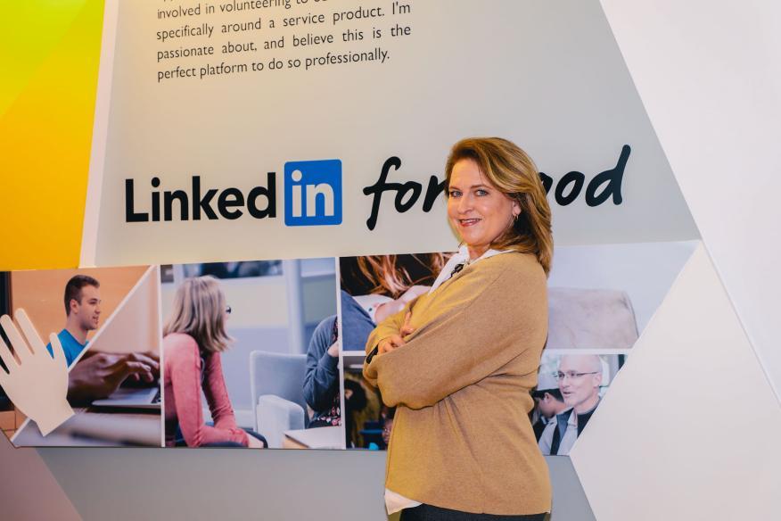 Sarah Harmon, Linkedin Iberia