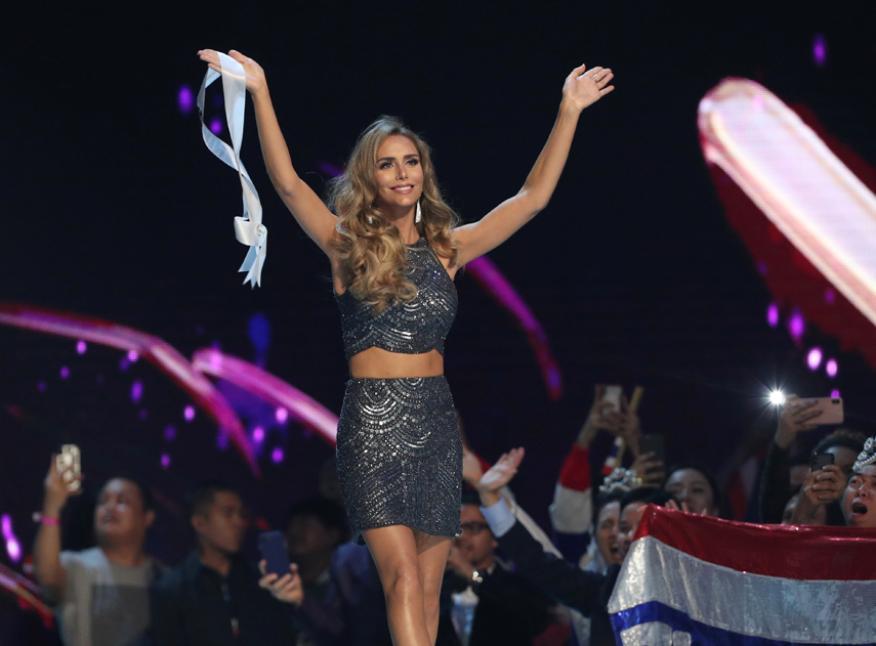 Ángela Ponce, representante de España en Miss Universo 2018.