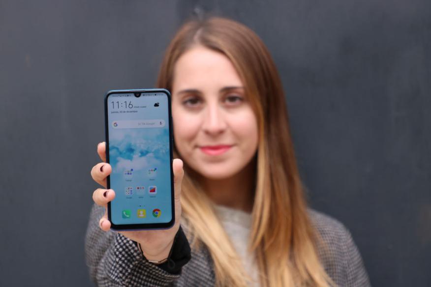 Huawei P Smart 2019 análisis
