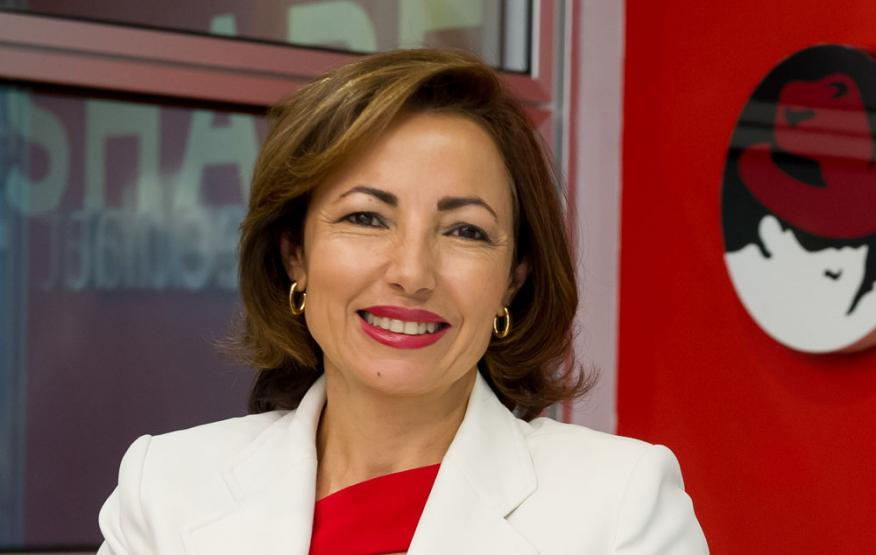 Julia Bernal, country manager Red Hat Iberia