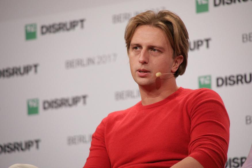 Nikolay Storonsky, fundador y CEO de Revolut.