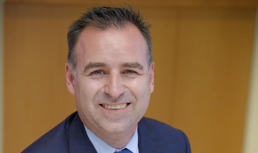 Raúl Martín, vicepresidente de Electrónica de Consumo de Samsung España