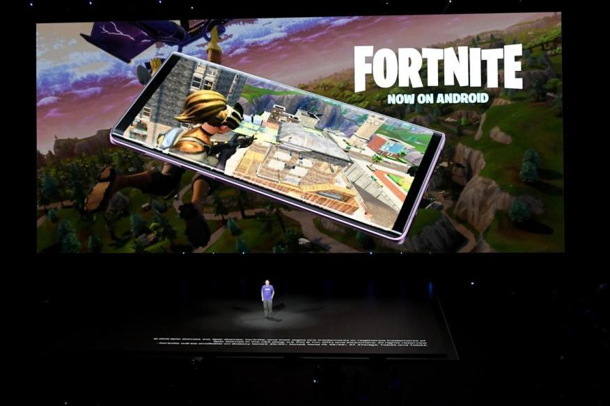 Cuando Epic llevó Fortnite a Android, comenzó la discusión sobre los beneficios económicos de la tienda de aplicaciones.