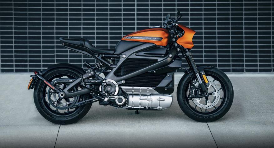 Harley-Davidson LiveWire, el primer modelo eléctrico de la compañía