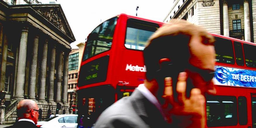 La City de Londres está asesorando a los clientes ante el voto sobre el Brexit de esta noche.
