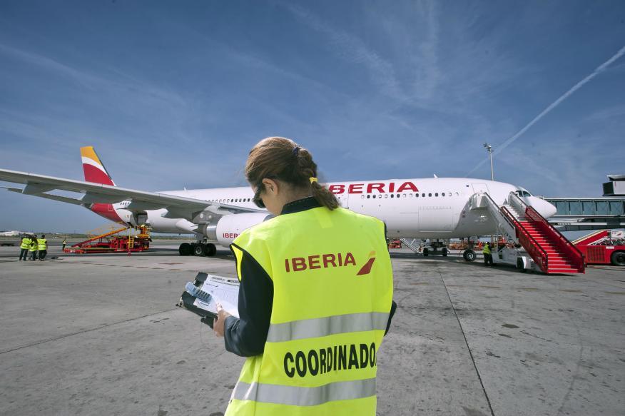 Iberia.