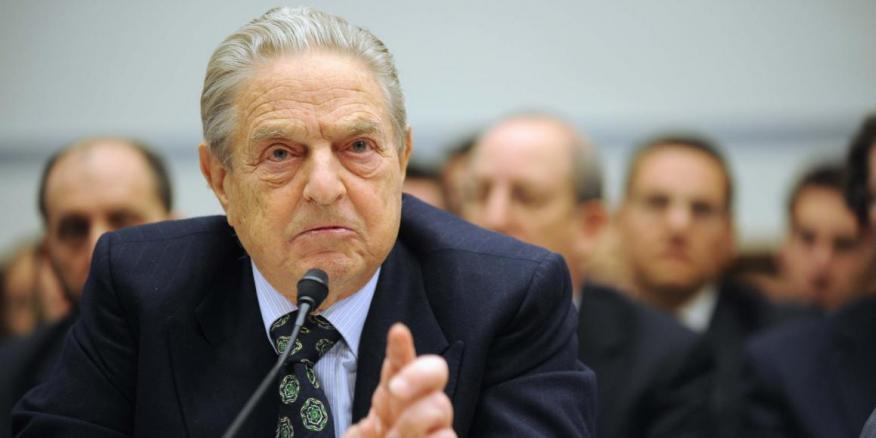 'UNPRECEDENTED DANGER': Billionaire investor George Soros just went scorched Earth on China during his annual Davos speech