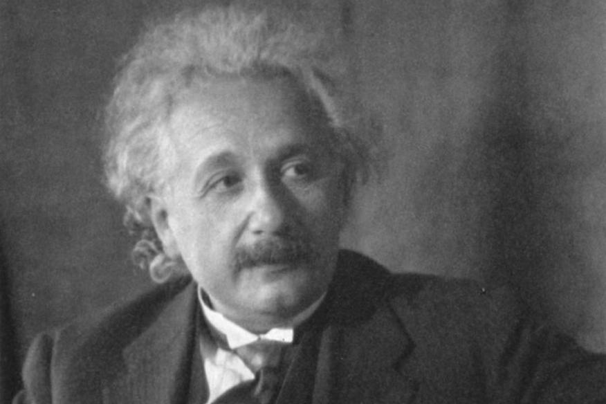 Albert Einstein, en 1931.