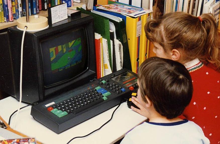 pc, ordenador antiguo