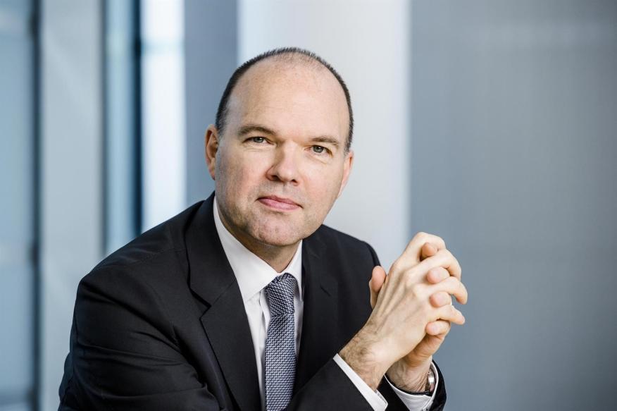 El consejero delegado del Grupo Vodafone, Nick Read.