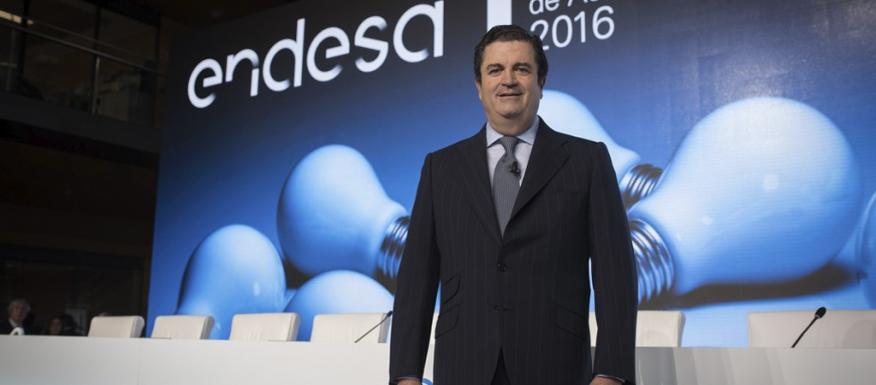 Borja Prado, presidente de Endesa