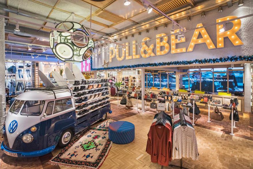Tienda Pull & Bear