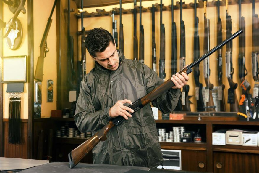 Vendedor de armas