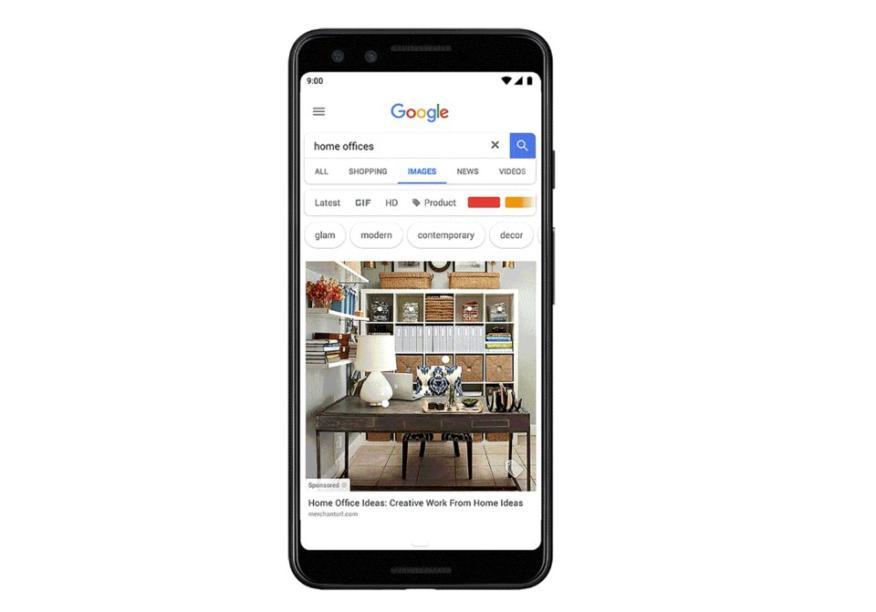 Google shoppable ads