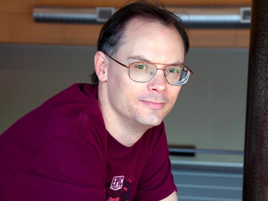 El CEO de Epic Games, Tim Sweeney.