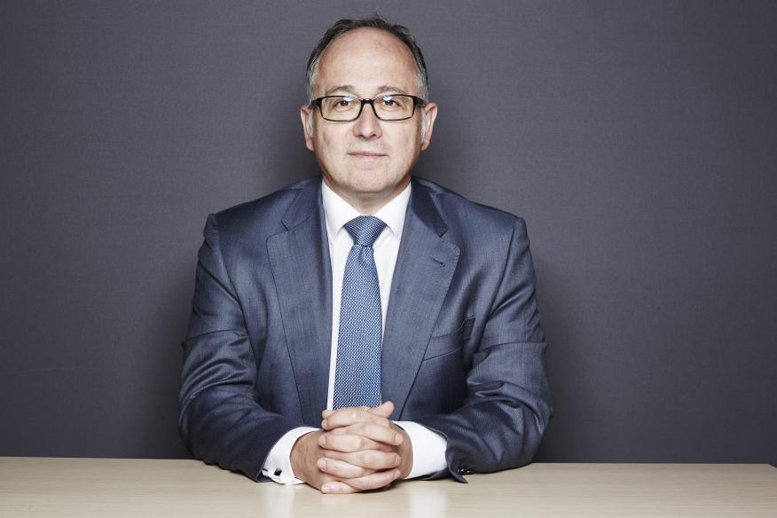Luis Gallego, Director Ejecutivo Iberia.
